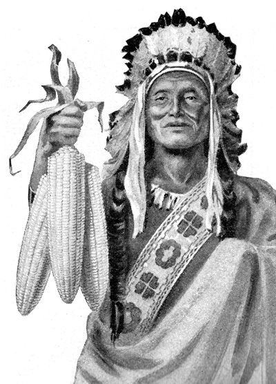 Indians & Corn Stereotype