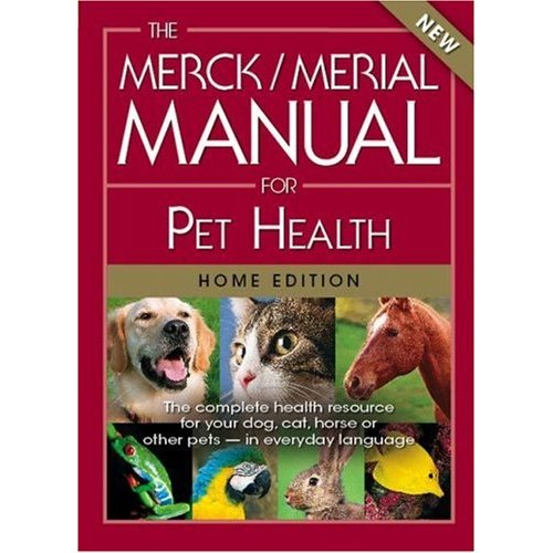 Merck/Merial Manual for Pet Health