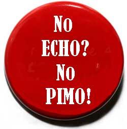No ECHO? No PIMO!
