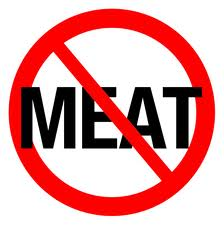 NO MEAT!!!
