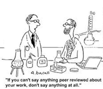 Peer-review cartoon