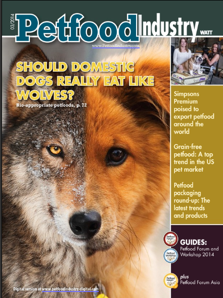Petfood Industry, March 2014
