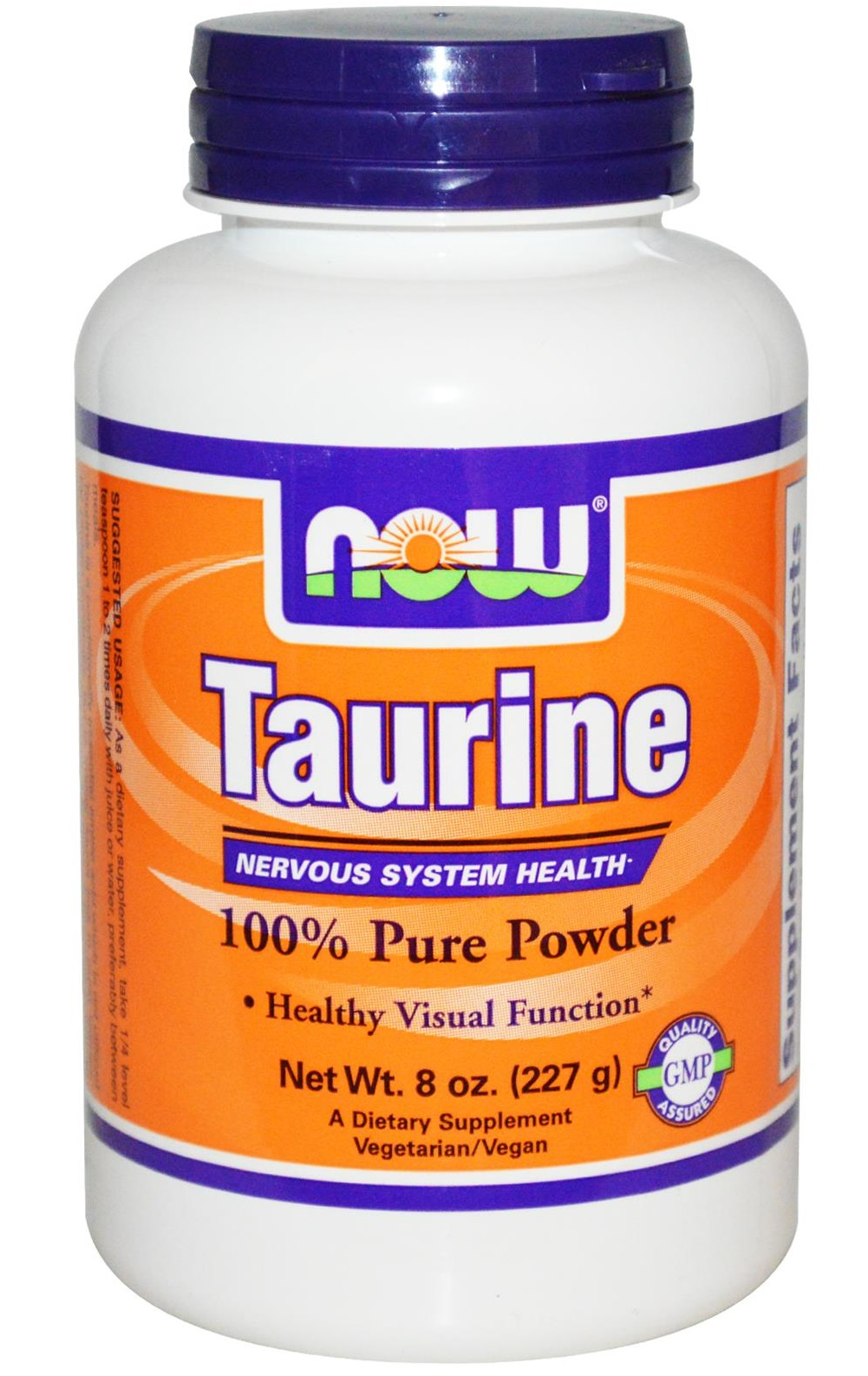 Now Brand Taurine Powder