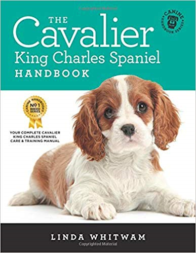 Best Books About Cavalier King Charles Spaniels